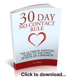 30 Day No Contact Rule PDF