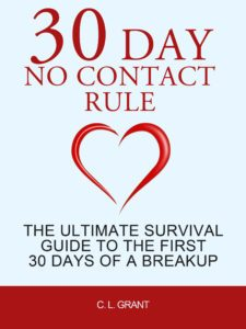30 Day No Contact Rule Book Available From Amazon Kindle