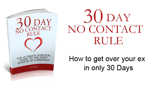 30 Day No Contact Rule - 30 Day No Contact Rule