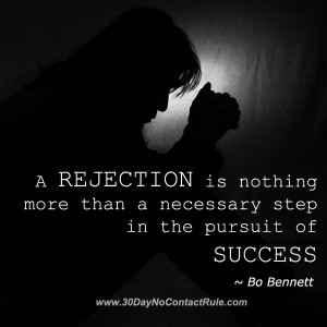 A Rejection Is Nothing More