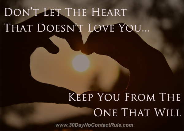 Don't Let The Heart That Doesn't Love You