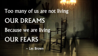 Not Living Our Dreams