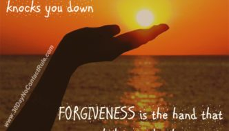 Forgiving Someone Who Dumped You