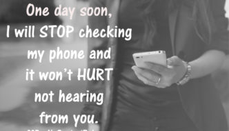 Get Over Your Ex – Stop Checking Your Phone