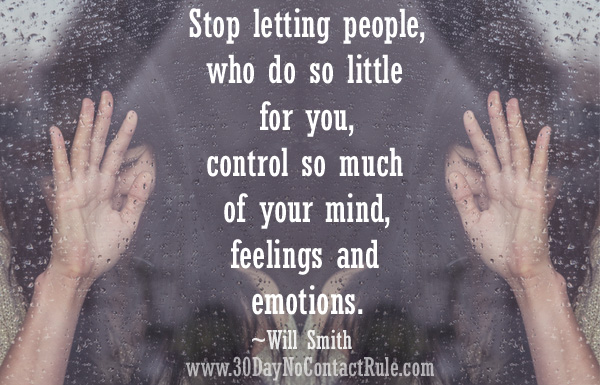 Stop Letting People
